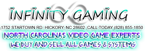 Infinity Gaming Hickory